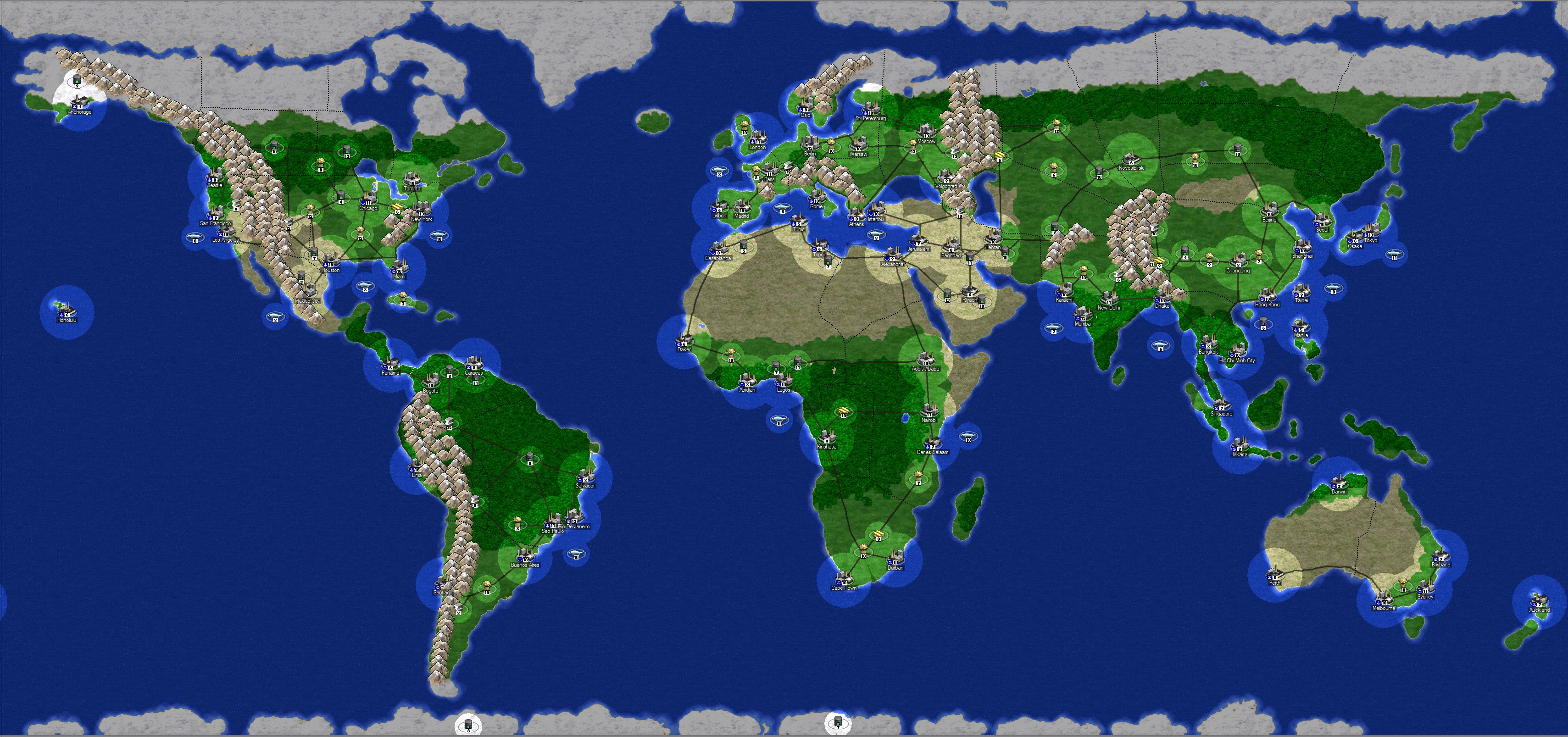 Maps World Map Game